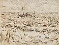 Vincent van Gogh - Fishing Boats at Saintes-Maries-de-la-Mer.jpg