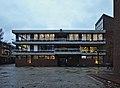 Vinci building photographed from Autitoires Sainte-Barbe (Ecole Polytechnique de Louvain, Ottignies-Louvain-la-Neuve, Belgium).jpg