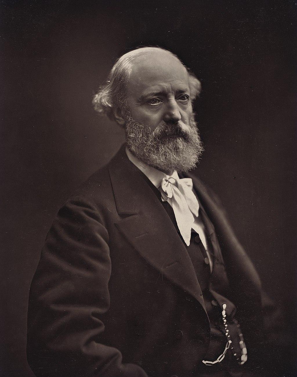 Nadar, Eugène Viollet-le-Duc, 1876-1884