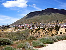 Virginia City from Mason's cemetery, 22 May, 2010.JPG