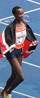 Virginia Nyambura Nganga Kenyan runner