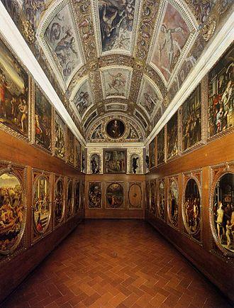 Studiolo of Francesco I - Studiolo of Francesco I
