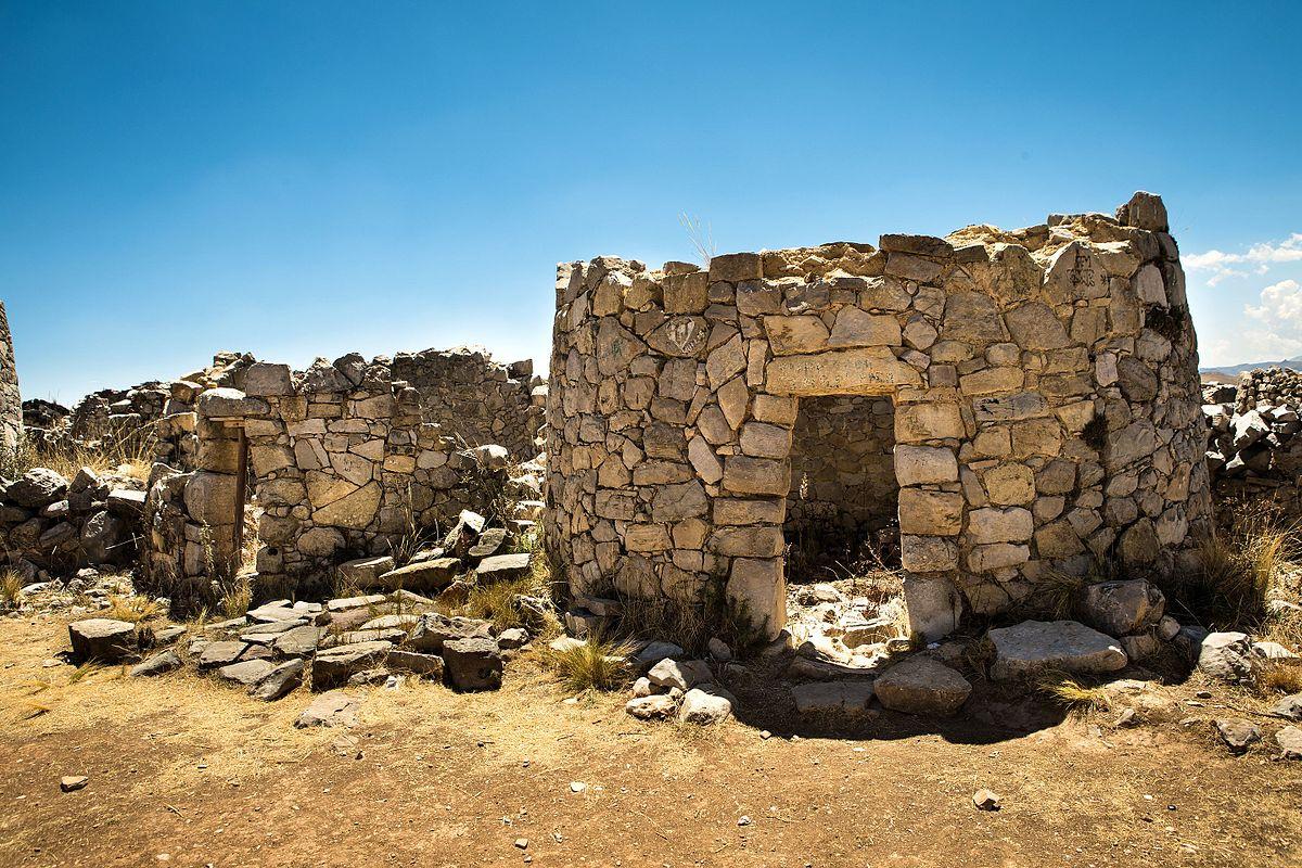 Zona Arqueológica de Quilcas En huancayo