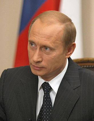 Russian presidential election, 2000 - Image: Vladimir Putin 5 edit
