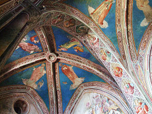 San Francesco, Volterra - Image: Volterra san francesco 006