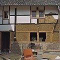 Voorgevel, tijdens restauratie - Cottessen - 20370887 - RCE.jpg