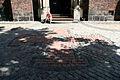 Vor Frelsers Kirke Copenhagen paving.jpg