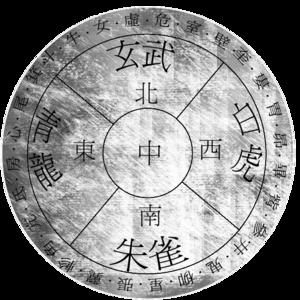 Voute celeste chinoise-xiu28xiang4