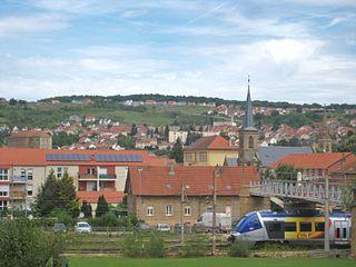 Moyeuvre-Grande Commune in Grand Est, France