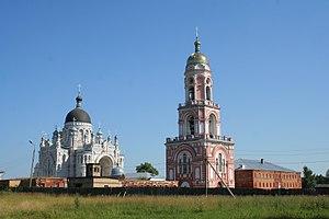 Vyshny Volochyok - The Kazan Monastery