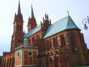 Roman Catholic Diocese of Włocławek - Cathedral Basilica of the Assumption of the Blessed Virgin Mary in Włocławek