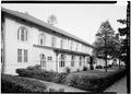 WEST FRONT, FROM NORTHWEST - Bathhouse Row, Hale Bathhouse, Central Avenue, Hot Springs, Garland County, AR HABS ARK,26-HOSP,1-B-3.tif