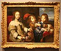 WLA haa Pierre Mignard The Children of the Duc de Bouillon 1647.jpg