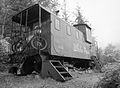 WP&YR Denver Caboose cabin, Tongass National Forest (15263744952).jpg