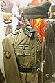 WW2 German Army (Wehrmacht) uniform of doctor (Stabsartz), Gebirgsjäger Edelweiss emblem on sleeve. Bergmütze (ski cap) Lofoten krigsminnemuseum Norway 2019-05-08 DSC00099.jpg