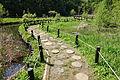 Walkway - Institute for Nature Study, Tokyo - DSC02131.JPG