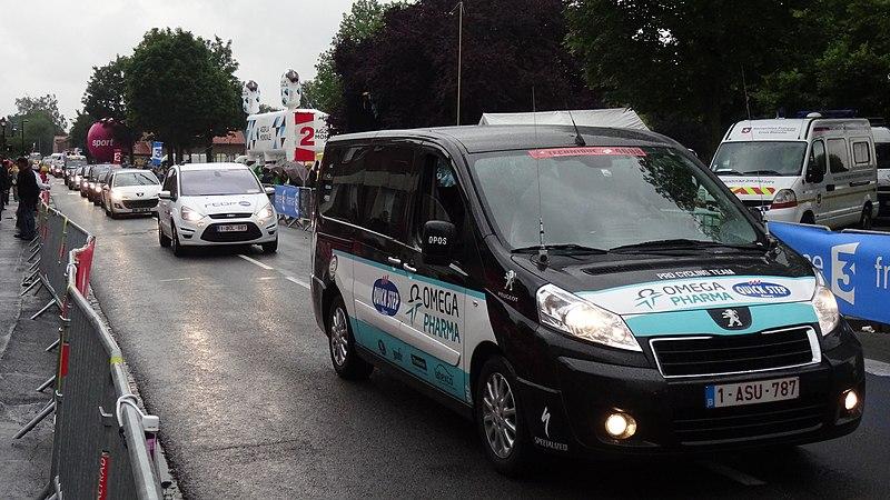 Wallers - Tour de France, étape 5, 9 juillet 2014, arrivée (A65).JPG