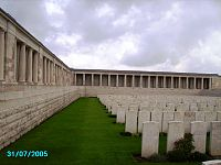 Walls of Pozieres