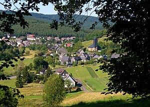 Netphen - Walpersdorf