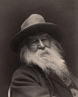 Walt Whitman, New York, 1887