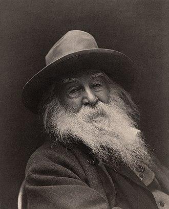 Walt Whitman - Walt Whitman, 1887