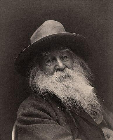 """Zitat am Freitag: Whitman über den """"Schein"""""""