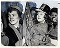 Walter Albertin, Saint Patrick's Day Parade, New York City, 1951.jpg