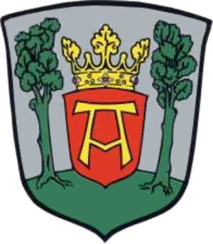 Aurich - Image: Wappen Aurich