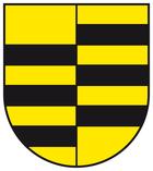 Das Wappen von Ballenstedt