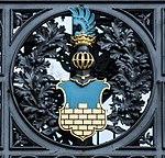 Wappen Bautzen am König-Friedrich-August-Turm (Löbau).jpg