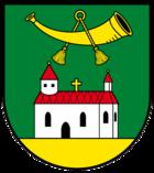 Das Wappen von Belgern