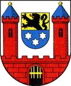 Das Wappen von Calau