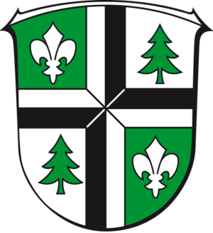Künzell - Image: Wappen Künzell