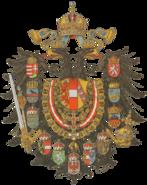 Wappen Kaisertum Österreich 1867 (Mittel)