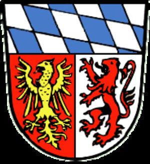 Landsberg (district) - Coat of arms