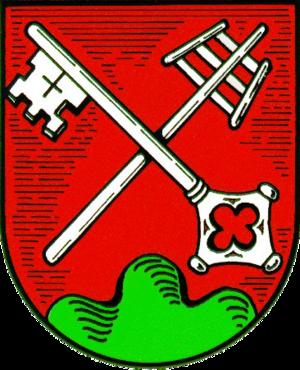 Petersberg, Hesse - Image: Wappen Petersberg (Hessen)