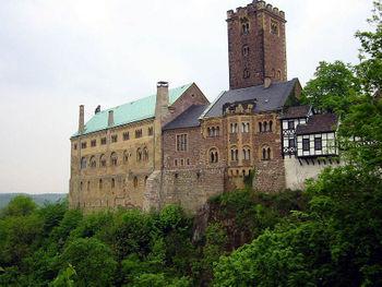 Wartburg, en Eisenach