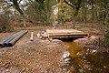 Warwickslade Cutting, replacing the bridge - geograph.org.uk - 1570834.jpg