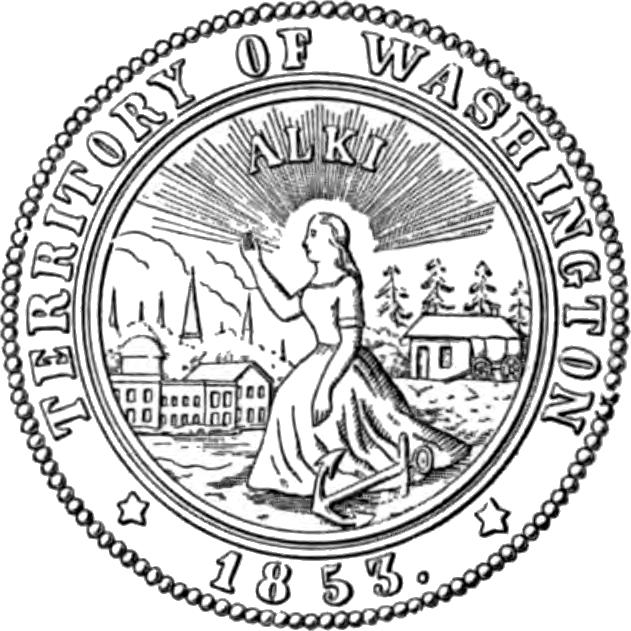 Washington Territory seal