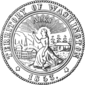 Seal of the Washington Territory of Washington Territory