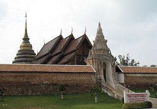 Ko Kha District District in Lampang, Thailand