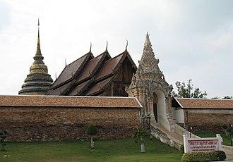 Ko Kha District - Wat Phra That Lampang Luang