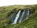 Waterfall, Borrowdale - geograph.org.uk - 303262.jpg