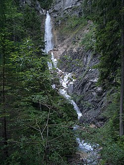 Waterfall Julian Alps Slovena (10).JPG