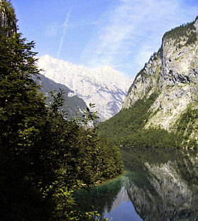 Image illustrative de l'article Parc national de Berchtesgaden