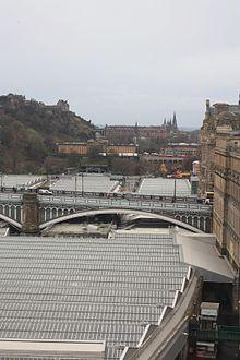 Edinburgh Waverley Railway Station Wikipedia