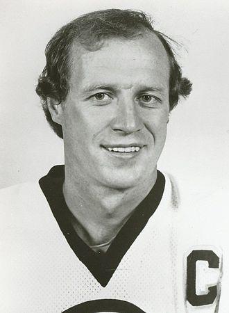 Wayne Cashman - Cashman in 1981.