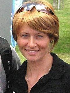 Weronika Nowakowska Polish biathlete