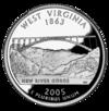 West Virginia quarter