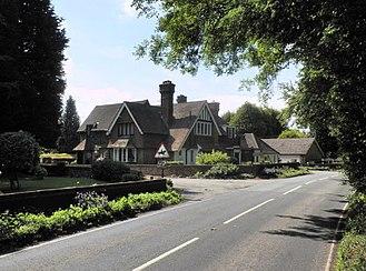 Betsom's Hill - Westerham Heights Farm on the A233